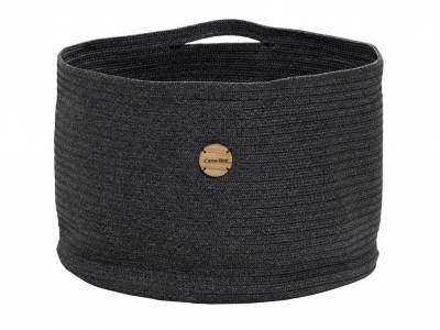 Cane-line Soft Rope Korb, groß, dia. 50 cm, Dark Grey