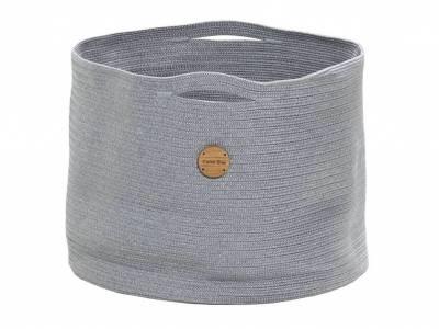 Cane-line Soft Rope Korb, groß, dia. 50 cm, Light Grey