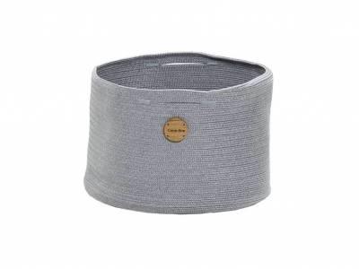 Cane-line Soft Rope Korb, medium, dia. 40 cm, Light Grey