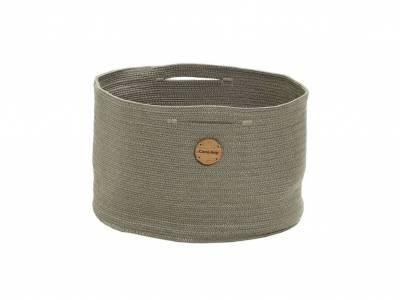 Cane-line Soft Rope Korb, medium, dia. 40 cm, Taupe