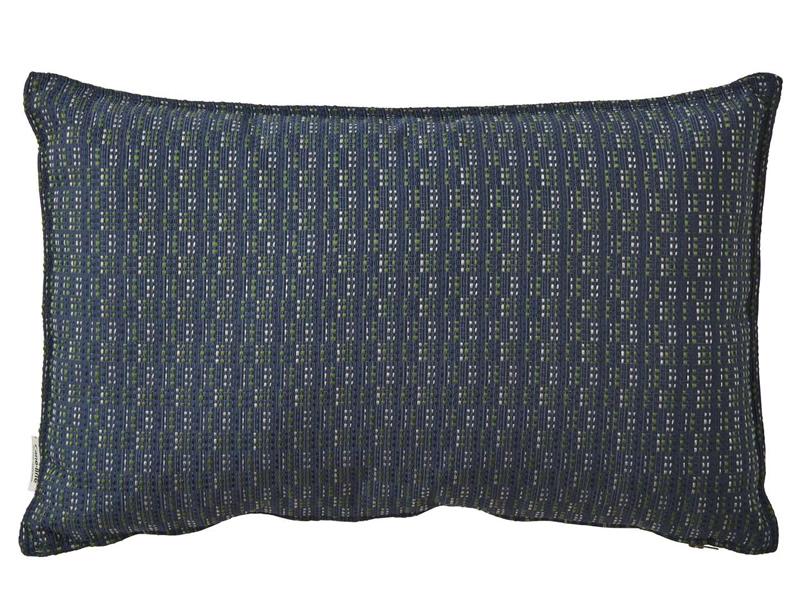 Cane-line Stripe Zierkissen, Multi Blau