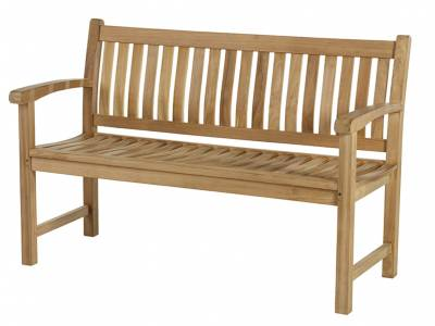 Diamond Garden Java Bank 150 cm, Teak