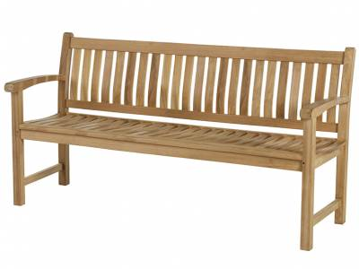 Diamond Garden Java Bank 180 cm, Teak