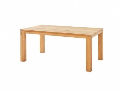Diamond Garden Nizza Tisch - 3 Planken 220×100 cm, Recycled Teak Natur