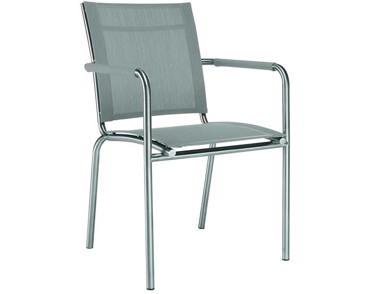 Niehoff Garden Stuhl NILS, grau