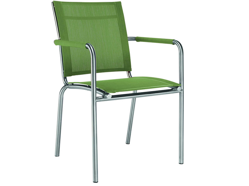 Niehoff Garden Stuhl NILS, grün