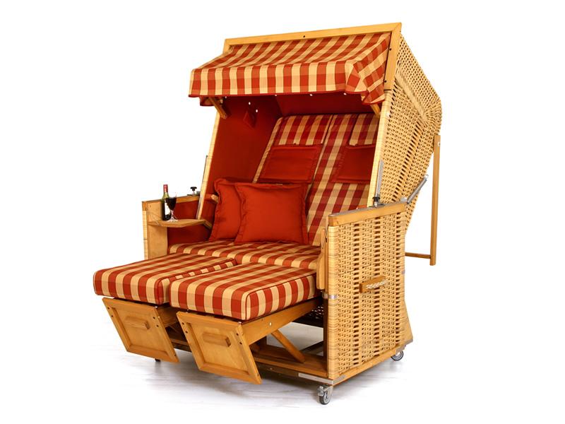 gartenmobel sylt, nordsee strandkorb sylt-spezial 125cm (8563) - gartenmöbel hamburg shop, Design ideen