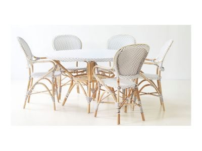 Sika Design AFFÄIRE Isabell Caféstuhl - mit Armlehne