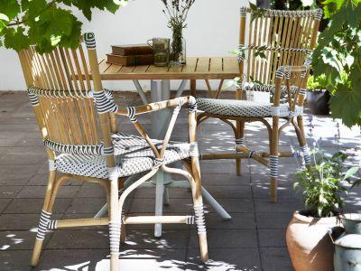 Sika Design AFFÄIRE Monique Caféstuhl - ohne Armlehne
