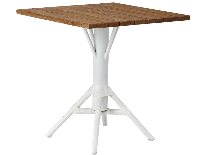 Sika Design Affaire Nicole Gartentisch 70 X 70 Cm Teak Tischplatte