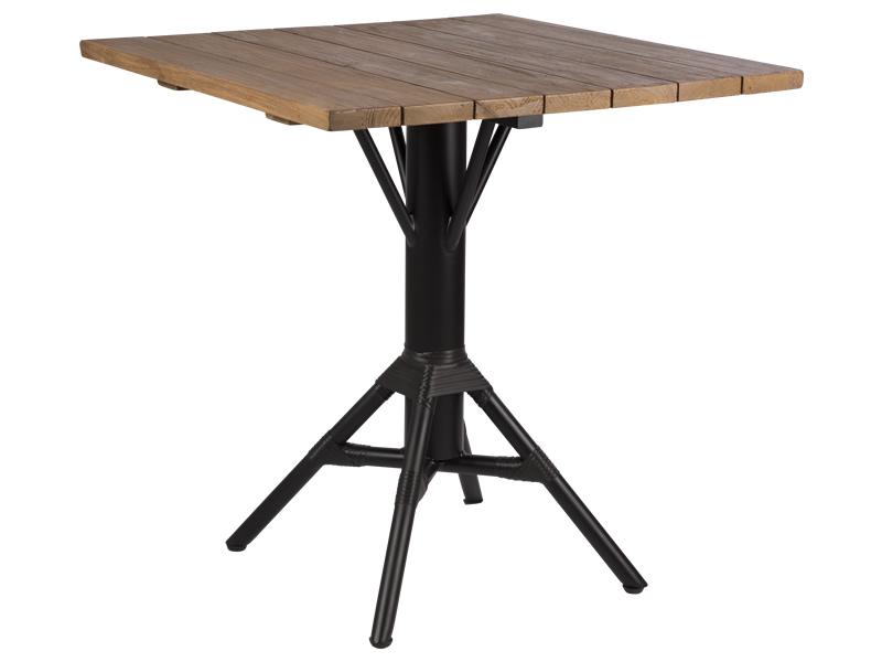 Sika Design Affaire Nicole Gartentisch Teak Tischplatte 70 X 70 Cm