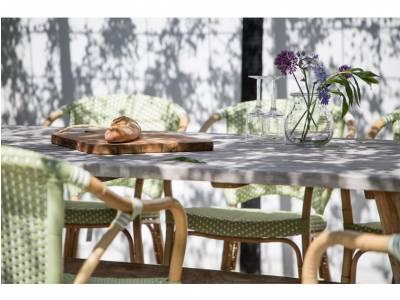Sika Design AFFÄIRE Valerie Caféstuhl - mit Armlehne