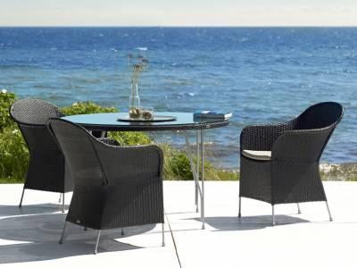 Sika Design AVANTGARDE Athene Stuhl - Schwarz