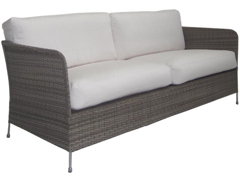 Sika Design AVANTGARDE Orion 3-Sitzer Sofa, inkl. Kissen - Taupe