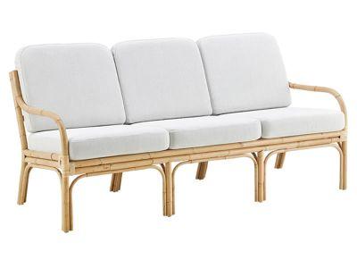 Sika Design CLASSIC 3-Sitzer Sofa Amsterdam, natural
