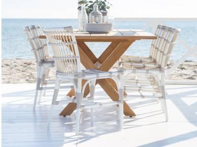Sika Design EXTERIOR Elisabeth, Alurattan, Dove white
