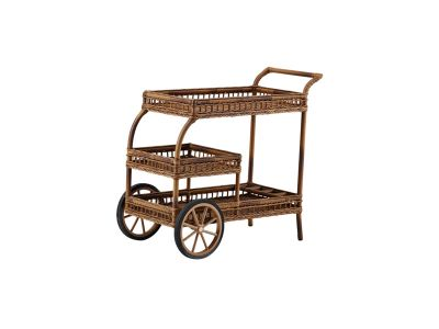 Sika Design GEORGIA GARDEN James Trolley, kastanie