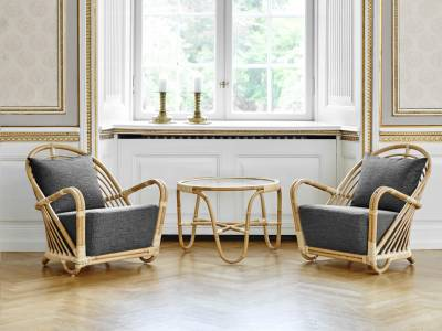Sika Design ICONS, Charlottenborg Chair - Designed by Arne Jacobsen