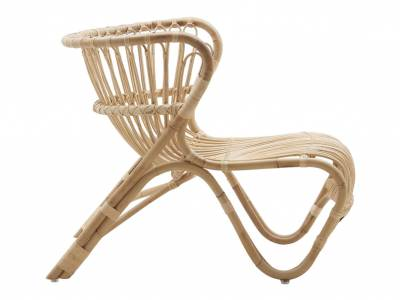 Sika Design ICONS, Fox Chair Natur - Designed by Viggo Boesen