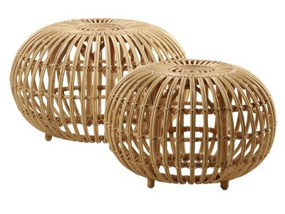 Sika Design ICONS, Ottoman Dia 65 cm - Designed by Franco Albini