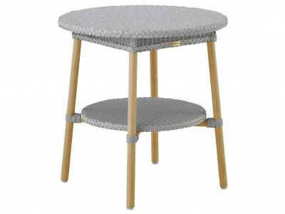 Sika Design Loom Living Classic Kaffeetisch, Light Grey