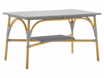 Sika Design Loom Living Kaffeetisch Duo, Light Grey