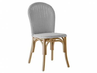 Sika Design Loom Living Ofelia Bistro Stuhl, Light Grey