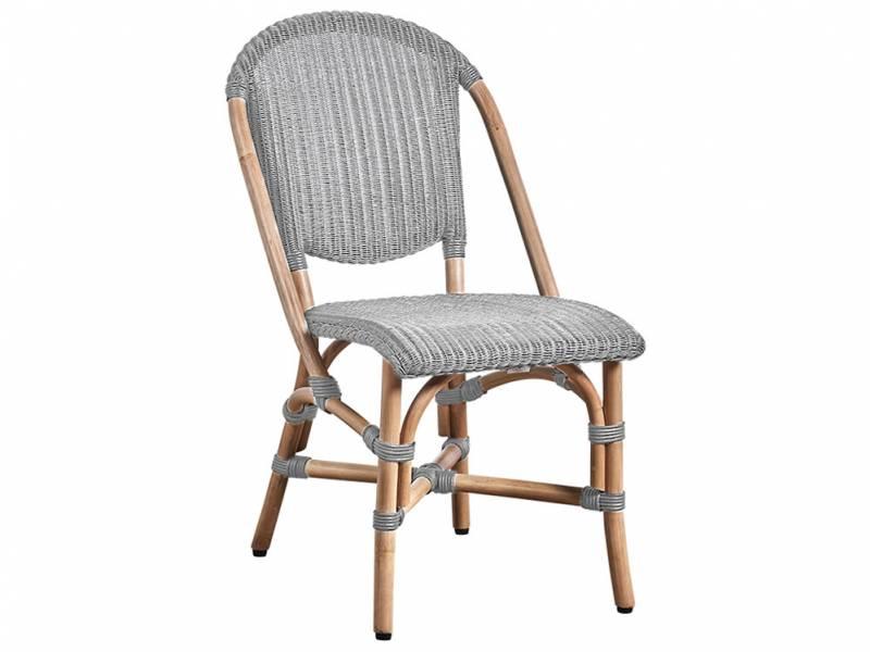 Sika Design Loom Living Sofie Stuhl, Light Grey