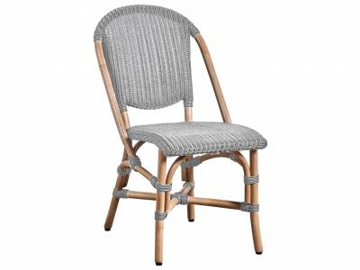 Sika Design Loom Living Sofie Stuhl, Light Grey