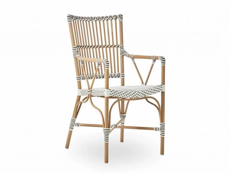 Sika Design Monique Exterior Stuhl mit Armlehne