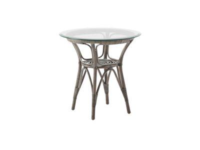 Sika Design ORIGINALS Beistelltisch Taupe, Ø 60 cm