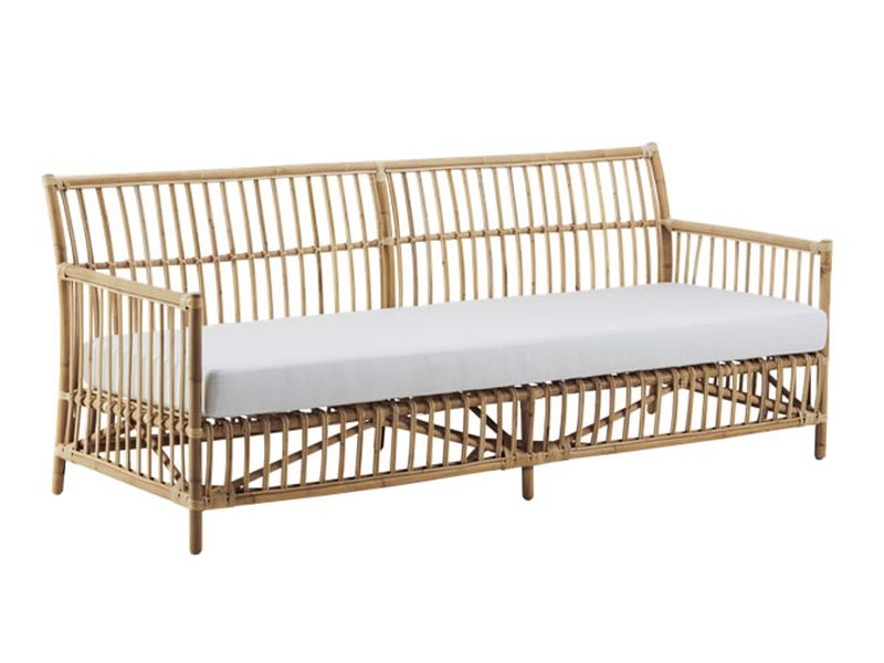 Sika Design ORIGINALS Caroline 3 Sitzer - Skin On Natural