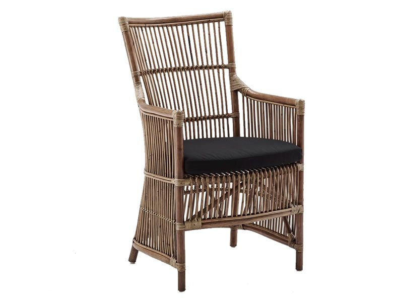 Sika Design ORIGINALS Davinci Rattansessel - Antique