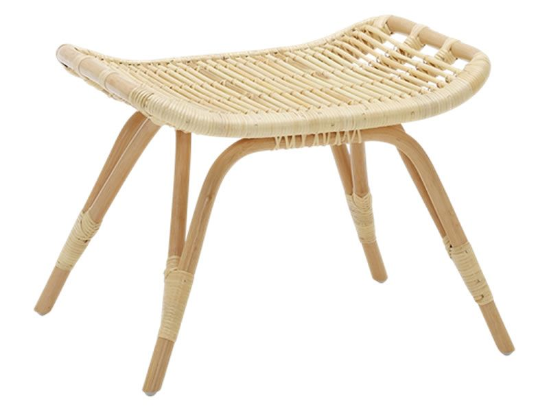 Sika Design ORIGINALS Monet Rattan Hocker - Natural