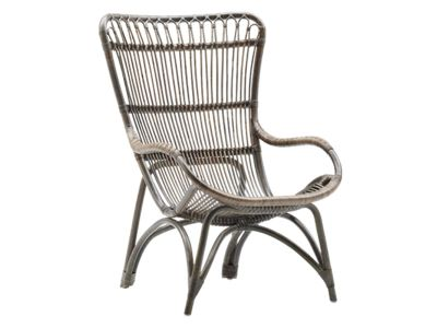 Sika Design ORIGINALS Monet Rattan Sessel - Taupe