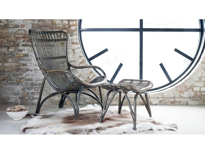 sessel taupe, sika design originals monet rattan sessel - taupe - gartenmöbel, Design ideen