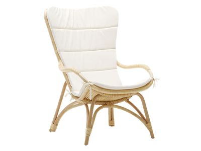 Sika Design ORIGINALS Monet Rattan Sessel - Taupe