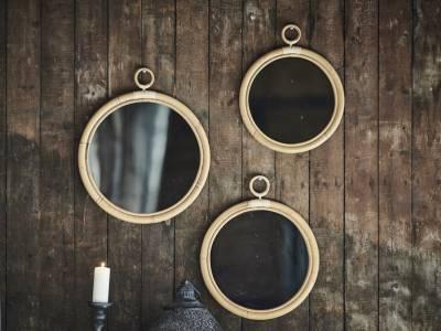 Sika Design ORIGINALS Spiegel Ella, Ø 50 cm
