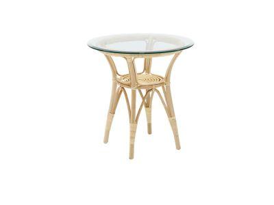 Sika Design ORIGINALS Tony Beistelltisch Natural, Ø 60 cm