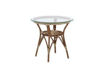 Sika Design ORIGINALS Tony Kaffeetisch Antique, Ø 80 cm, Ø 100 cm