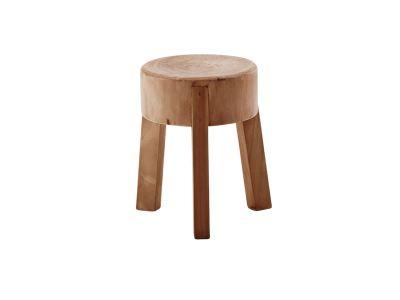 Sika Design Roger Hocker aus Suarholz