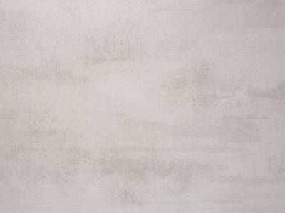 Stern Ausziehtisch 160/210x90 cm Aluminium weiß mit Tischplatte Silverstar Zement hell