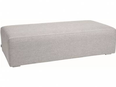 Stern Domino Lounge Element grau, 200x80x42 cm