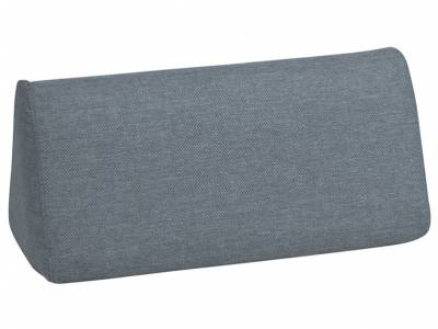 Stern Domino Rückenkeil blau, 30x30x70 cm