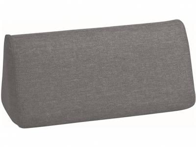 Stern Domino Rückenkeil dunkelgrau, 30x30x70 cm