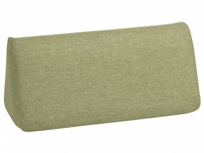 Stern Domino Rückenkeil grün, 30x30x70 cm