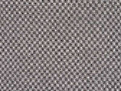 Stern FONTANA Hocker/Beistelltisch, Vintage weiß inkl. Untergestell in Aluminium weiß