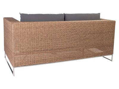 Stern FONTANA MODULAR 2-Sitzer Sofa, zimt