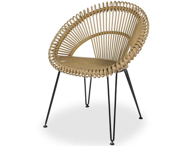 Vincent Sheppard Curly Dining Chair