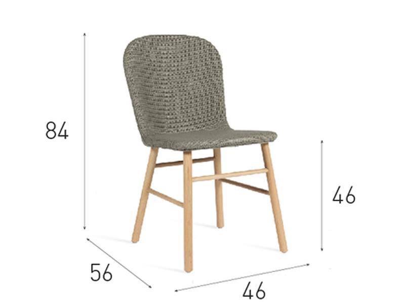 vincent sheppard dining lucas oak stuhl gartenm bel. Black Bedroom Furniture Sets. Home Design Ideas